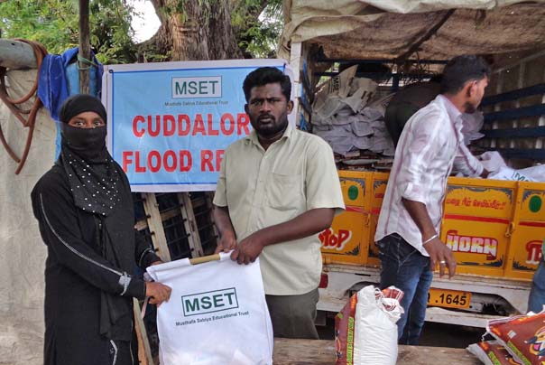 Cuddalore Floods